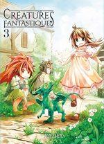 couverture, jaquette Créatures fantastiques 3