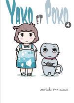 Yako et Poko 4 Manga
