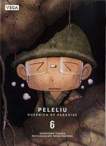 Peleliu 6 Manga