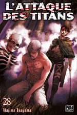 L'Attaque des Titans 28