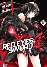 Red Eyes Sword Zero 10