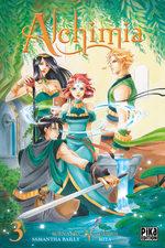 Alchimia 3 Global manga