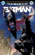 Batman Rebirth # 23