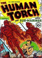 Human Torch # 2
