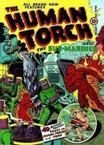 Human Torch # 4
