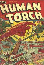 Human Torch # 10
