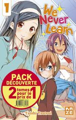 We never learn 1