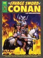The Savage Sword of Conan 36