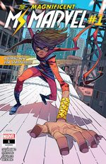 Magnificent Ms. Marvel # 1