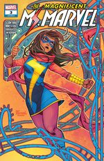 Magnificent Ms. Marvel # 3