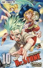 Dr. STONE # 10