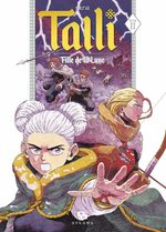 Talli Fille de la lune 2 Global manga