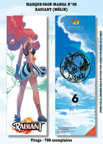 Marque-pages Manga Luxe Bulle en Stock # 6