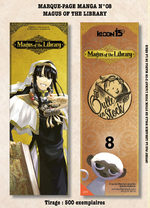 Marque-pages Manga Luxe Bulle en Stock # 8