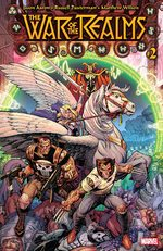 War Of The Realms 2 Comics