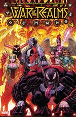 War Of The Realms 4 Comics