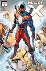 Major X # 3