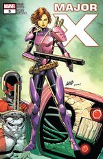 Major X # 5
