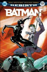 Batman Rebirth # 24