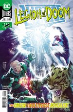 Justice League 22 Comics