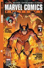 Marvel Comics Presents 1