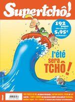 SuperTchô ! 4 Magazine de prépublication