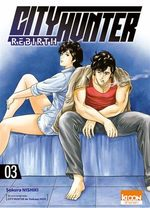 City Hunter Rebirth # 3