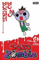 Zozo Zombie 2 Manga