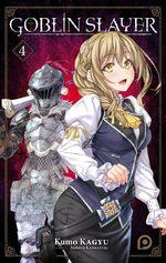Goblin Slayer 4 Light novel