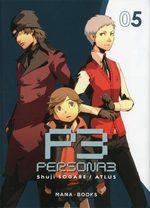 Persona 3 5 Manga