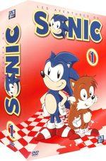 Les Aventures de Sonic 1 Série TV animée