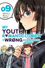 My Teen Romantic Comedy is wrong as I expected 9