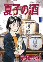 Natsuko no sake 1 Manga
