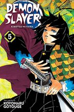 Demon slayer 5