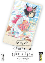 March comes in like a lion 14