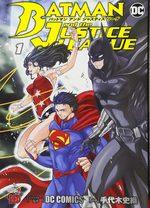 Batman & the justice League 1 Manga