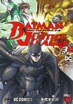 Batman & the justice League 3 Manga