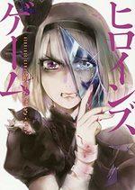 Heroines game 3 Manga