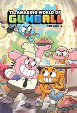 Le Monde Incroyable de Gumball # 4