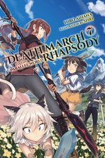 couverture, jaquette Death March kara Hajimaru Isekai Kyusoukyoku 7