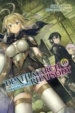 Death March kara Hajimaru Isekai Kyusoukyoku 10