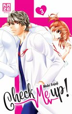 Check Me Up! 3 Manga