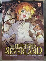 The promised Neverland - Coffret manga + roman 1