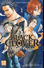 Black Clover - Quartet knights 1
