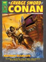The Savage Sword of Conan 40