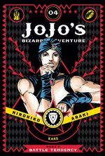 Jojo's Bizarre Adventure 7