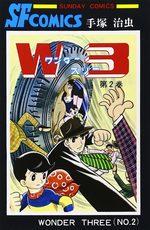 Wonder 3 2 Manga
