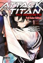 L'Attaque des Titans : Birth of Livaï 1