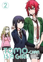 couverture, jaquette Tomo-chan wa Onnanoko! 2