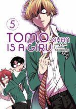 Tomo-chan wa Onnanoko! 5